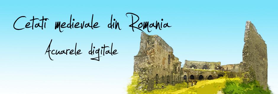 Cetati medievale din Romania