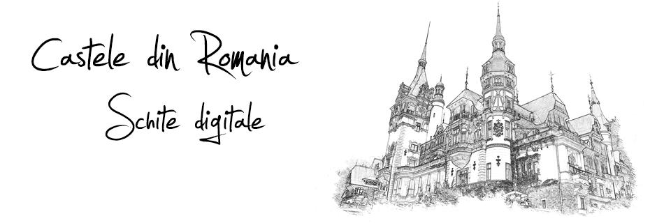 Castele din Romania - Schite